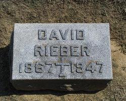 David Rieber