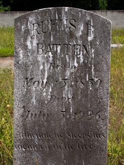 Rufus B Batten