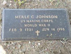 Merle Clyde Johnson