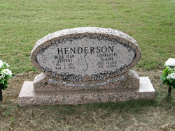 Reba Jean <i>Stevens</i> Henderson