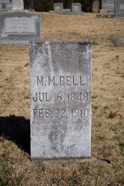 Martha M. <i>Pickett</i> Bell