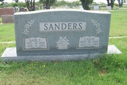 Callie <i>Connell</i> Sanders