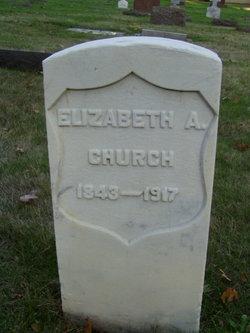 Elizabeth A. Church