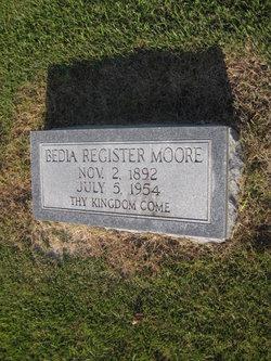 Bedia Pearl <i>Register</i> Moore
