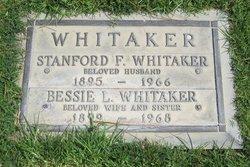 Bessie L Whitaker
