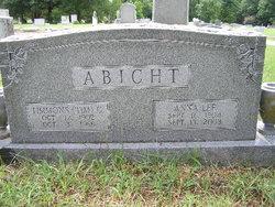 Anna Lee <i>Peoples</i> Abicht