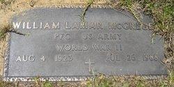 William Lamar McGreger