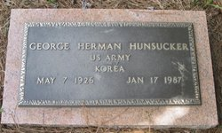 George Herman Hunsucker