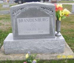 Hazel F. Brandenburg