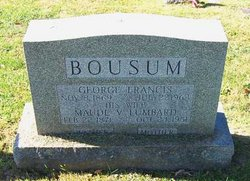 Maude V. <i>Lumbard</i> Bousum
