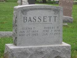 Elena Theresa <i>Stephens</i> Bassett