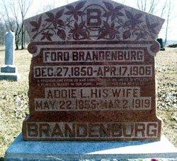Addie Louise <i>Cooper</i> Brandenburg