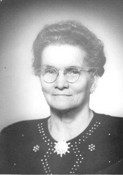 Mrs Della Ella <i>Anderson</i> Burch
