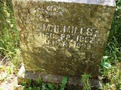 Marshall R Mills