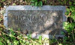 Virginia E <i>Brown</i> Mills