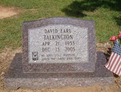 David Earl Talkington