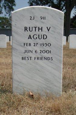 Ruth V Agud