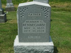 Herman C Rennegarbe