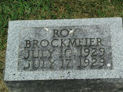 Roy Brockmeier