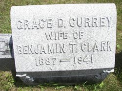 Grace D <i>Currey</i> Clark