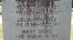 Mary Dobe