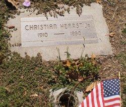 Christian Hearst, Jr