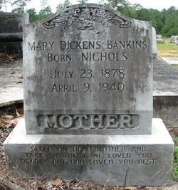 Mary Dickens <i>Nichols</i> Bankins