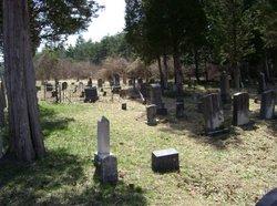 Cornpropst Mills Baptist Cemetery
