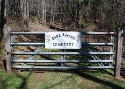 Bare & Wyatt Cemetery