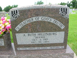 Ruth Hillenburg