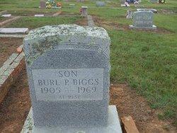 Burl Preston Biggs