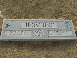 Beverly Ann Browning