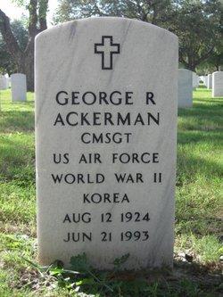 George R Ackerman
