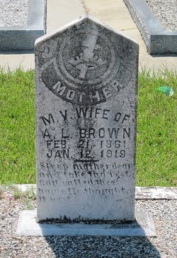 Martha Jane <i>Gilmore</i> Brown