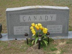 Laroy C Canady