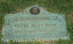 Clyde Mays Barr