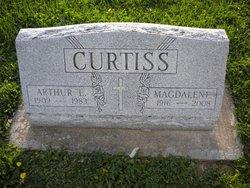 Arthur E Curtiss