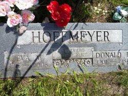 Eva M <i>Hilliker</i> Hoffmeyer