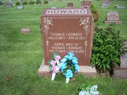 Anna Lydia <i>Howard</i> Howard
