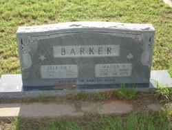 Zelphia F Barker