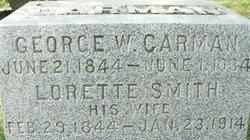 Loretta <i>Smith</i> Carman