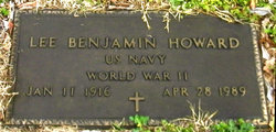 Lee Benjamin Howard