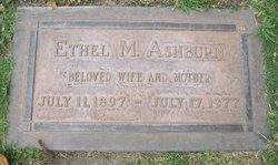 Ethel <i>Moore</i> Ashburn