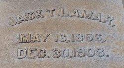 John Thurmond Jack Lamar