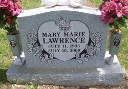 Mary Marie <i>Floyd</i> Lawrence