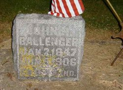 John Harrison Ballenger