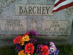 Christina M. Teenie Barchey
