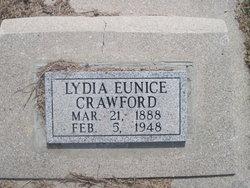 Lyda Eunice <i>Oller</i> Crawford