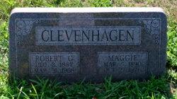 Margaret Maggie <i>Carl</i> Clevenhagen