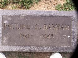 Pauline <i>Clardy</i> Basham